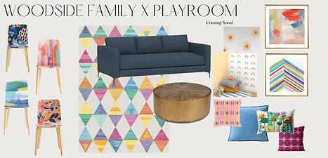 Woodside Family Playroom