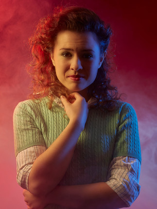 Candace Hurst | The Fallen TV Series | Emily Abeles | Ranee Vespi Photography