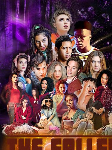 The Fallen TV Series Official Poster