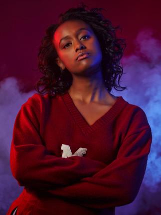 Mandy Nickels | The Fallen TV Series | Halleta Alemu | Ranee Vespi Photography