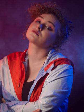 Gemma Hanson | The Fallen TV Series | Rachael Quinn | Ranee Vespi Photography