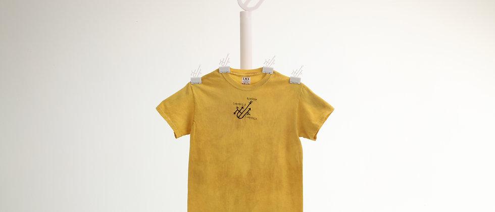 Infused Shirt: Tumeric + Guarana + Chamomile | LMX_035