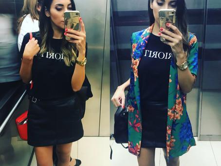 1falda 4 Outfits