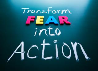 Fear of blogging