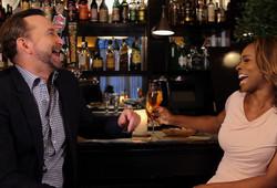 Cocktails with Clinton & Devyn