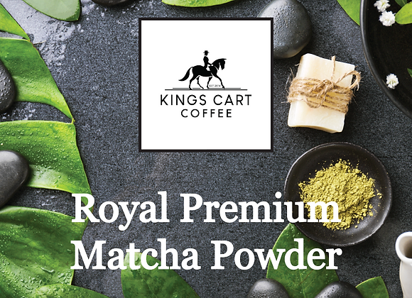 Royal Premium Matcha Powder
