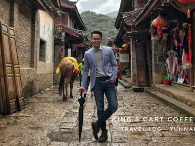 Travel Log - Yunnan Part 1