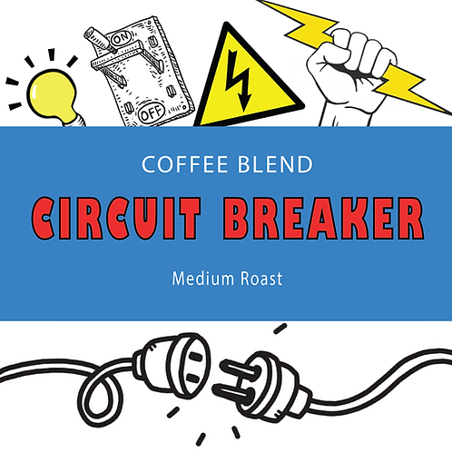 Seasonal - CIRCUIT BREAKER Blend