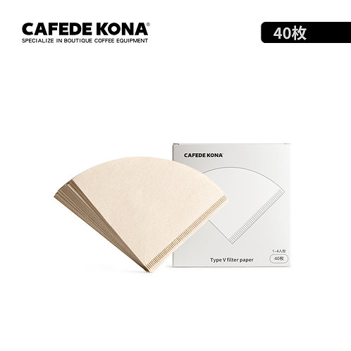 Cafede Kona - Filter Paper