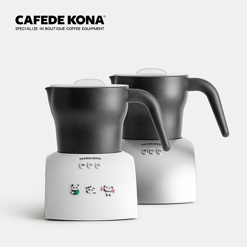 Cafede Kona - Milk Frother with Temperature Control