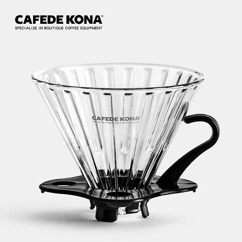Cafede Kona v60 Glass Drip