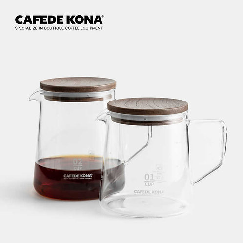 Cafede Kona - Straight Coffee Server