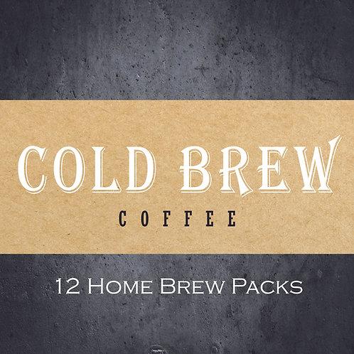 Cold Brew Bag (12 Packs)