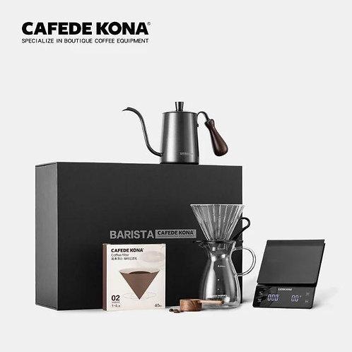 Cafede Kona Pour Over Gift Set