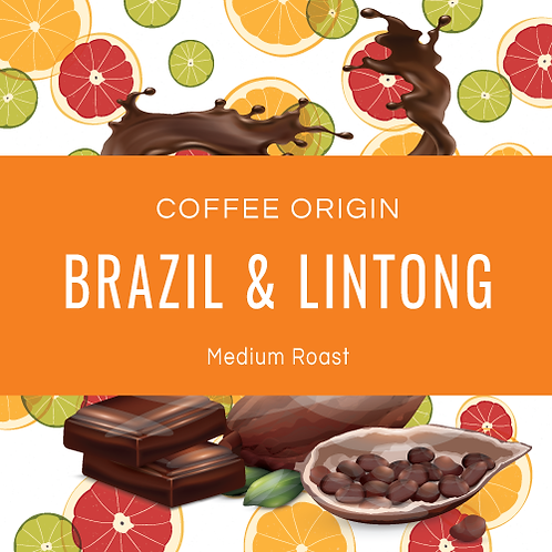 Blend - Brazil & Lintong
