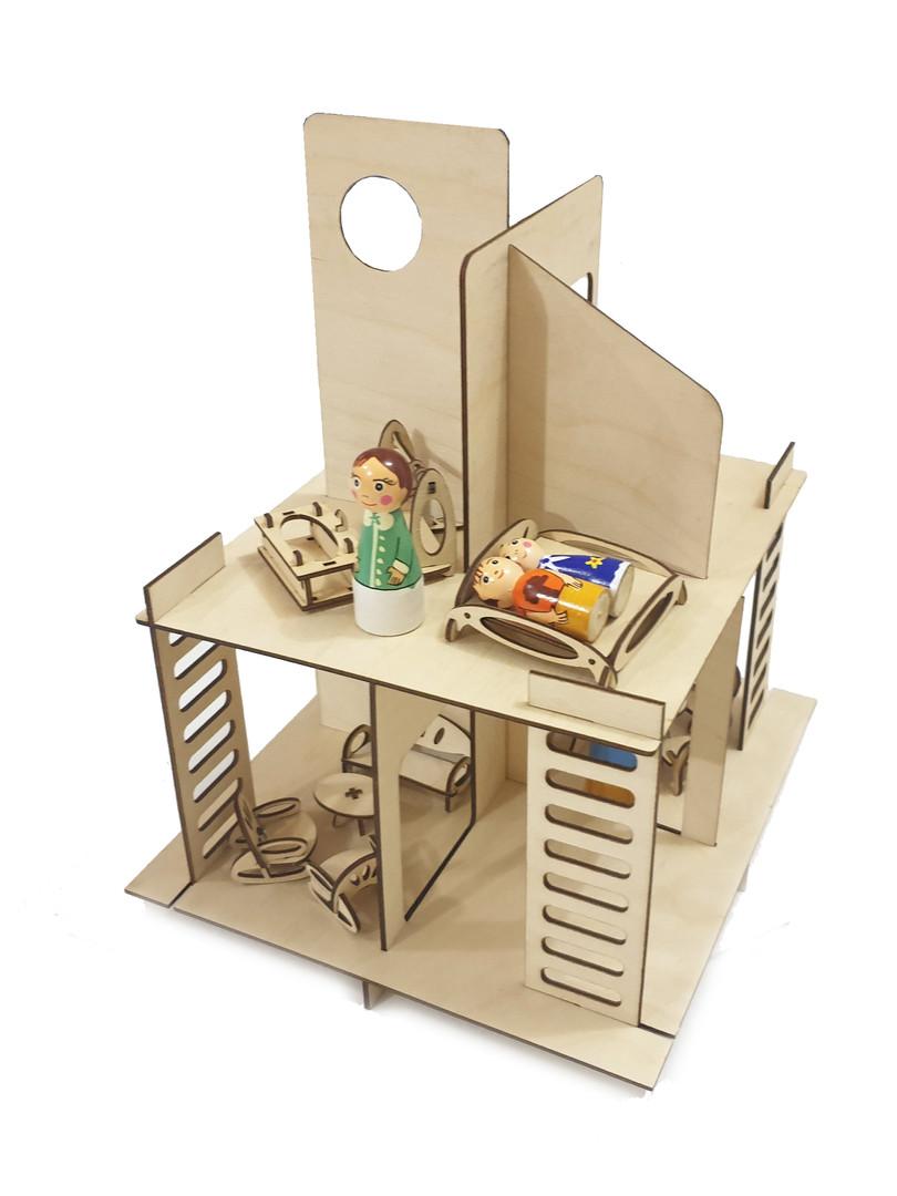 custom doll house-cuddlycoo