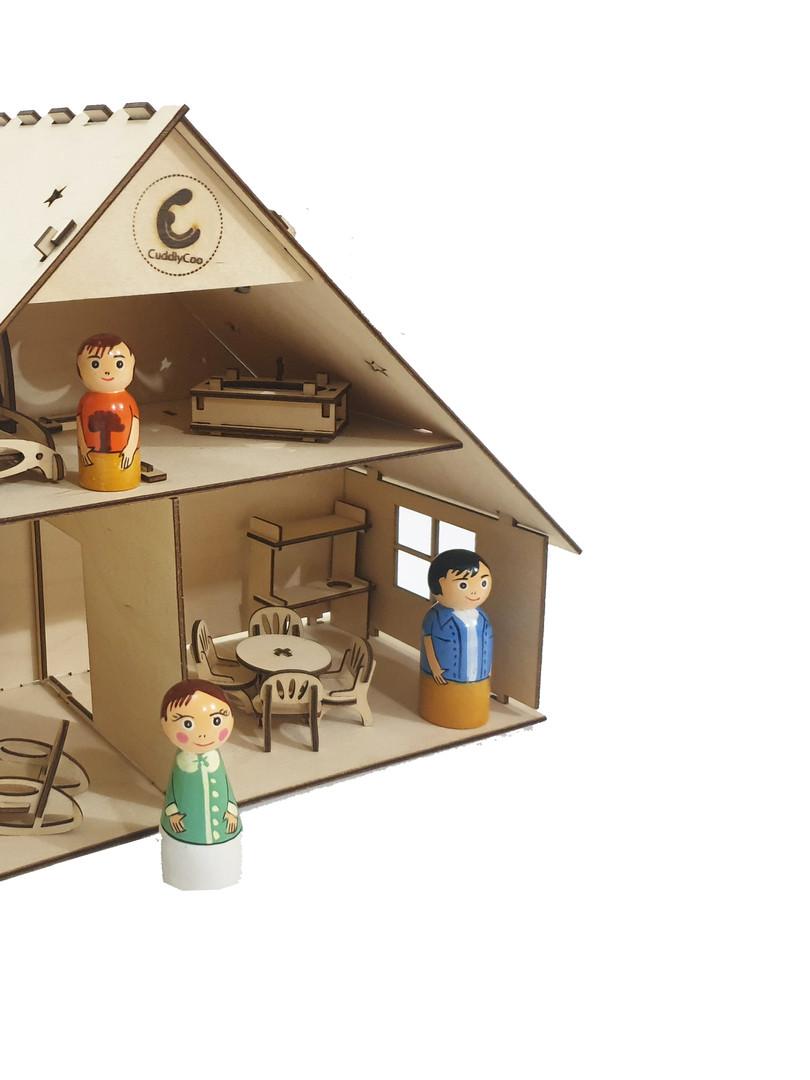 doll house-cuddlycoo