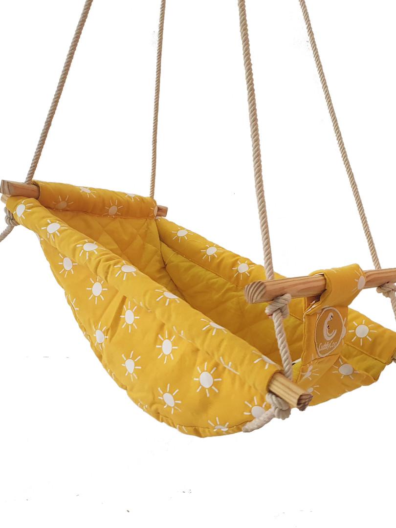 toddler swing-CuddlyCoo