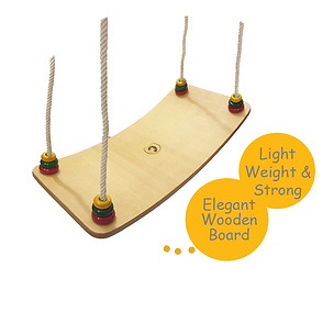Strong swing board-cuddlyCoo