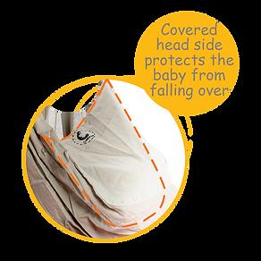 Covered Head-CuddlyCoo