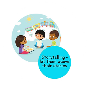 story telling-cuddlycoo