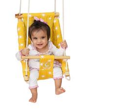 Baby Swing  Ceiling Rocker - Mustard Sun 2.jpg