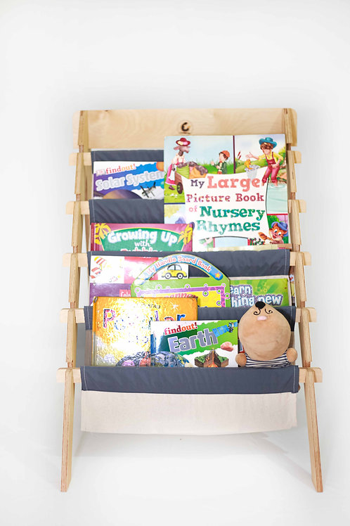 Book Shelf - Cotton Canvas