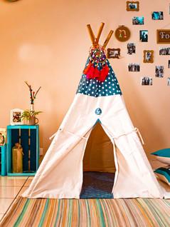 TeePee Tent-cuddlycoo