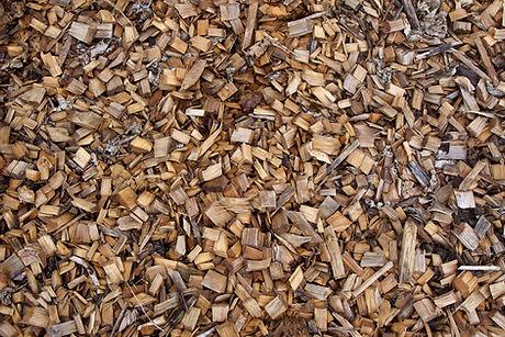 Cippato Biomassa