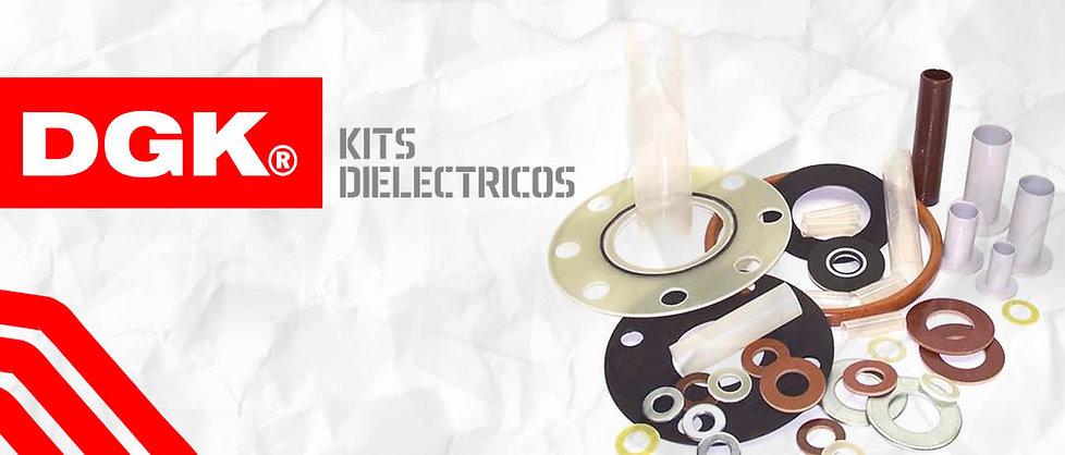 kits de juntas dielectricas klinger c4430, fenolicas, g10, g11 y g7