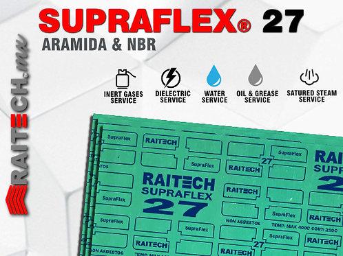 Hoja o Lamina Libre Asbesto Supraflex 27 Non-Asbestos