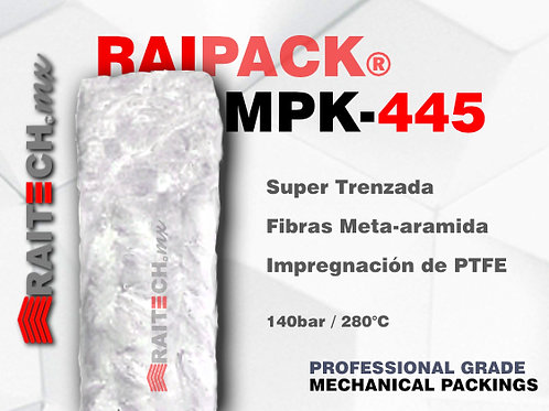 Empaquetadura Meta-Aramida RAITECH RAIPACK MPK-445