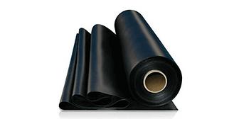 rollos placas y hojas de hule NEOPRENO negro tramado sbr para JUNTAS agua