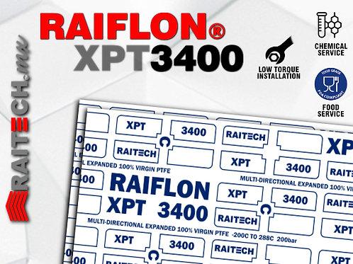 Teflon PTFE Expandido RAIFLON XPT3400
