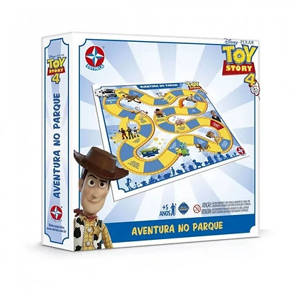 Aventura no Parque Toy Story 4