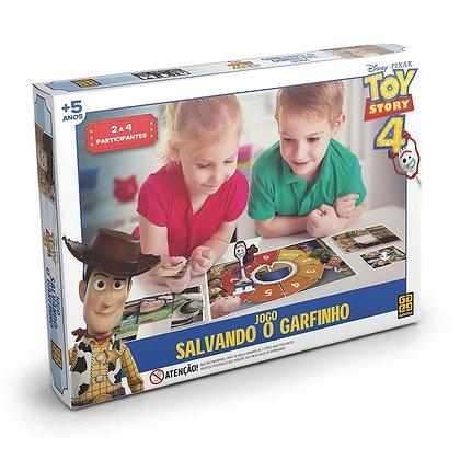 Salvando o Garfinho Toy Story 4