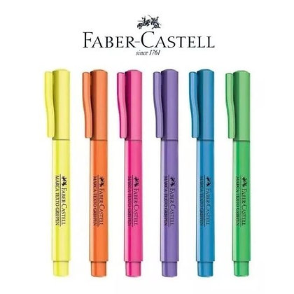 Marca Texto Grifpen Faber Castell
