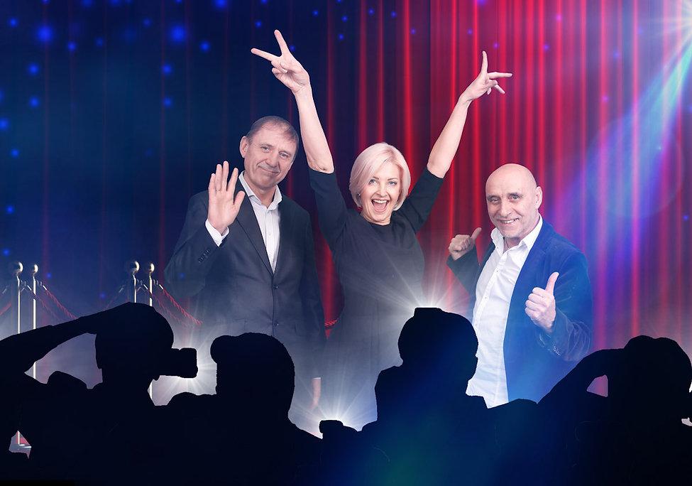 Bänd Ivetta trio tantaumuusika