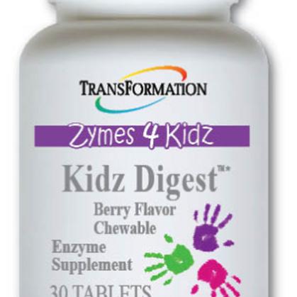Kidz Digest (Chewables)