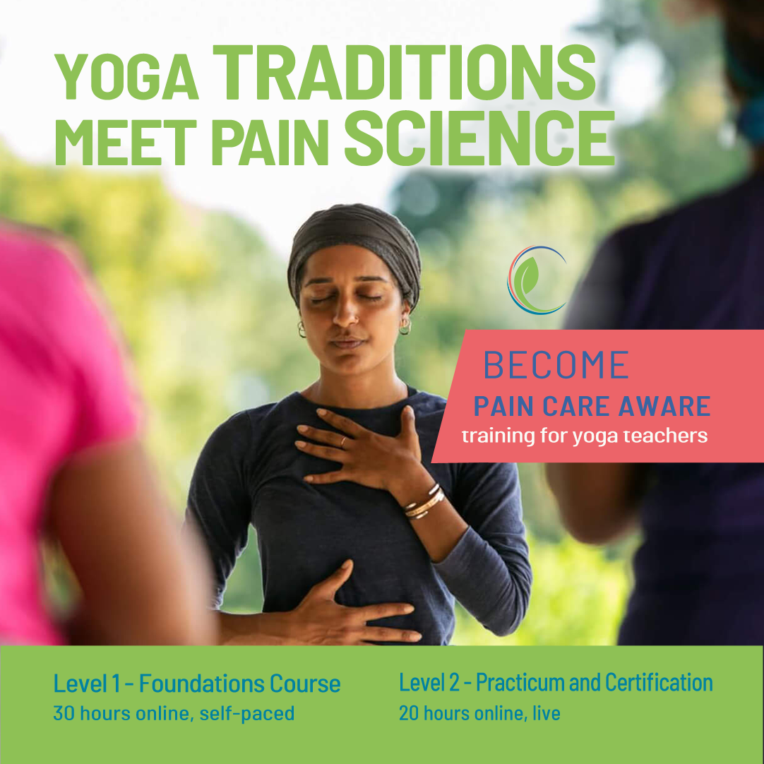 Pain Care Aware Certification