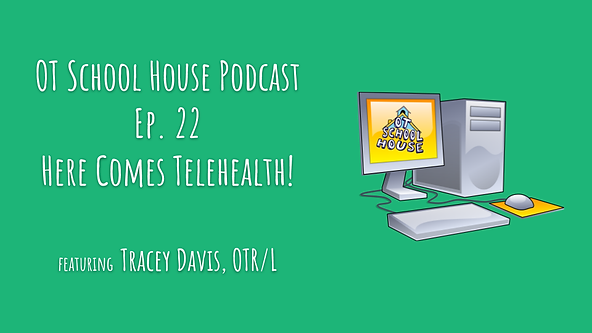 1.25 PDU - Episode 22: Introduction to Telehealth Occupational Therapy Services
