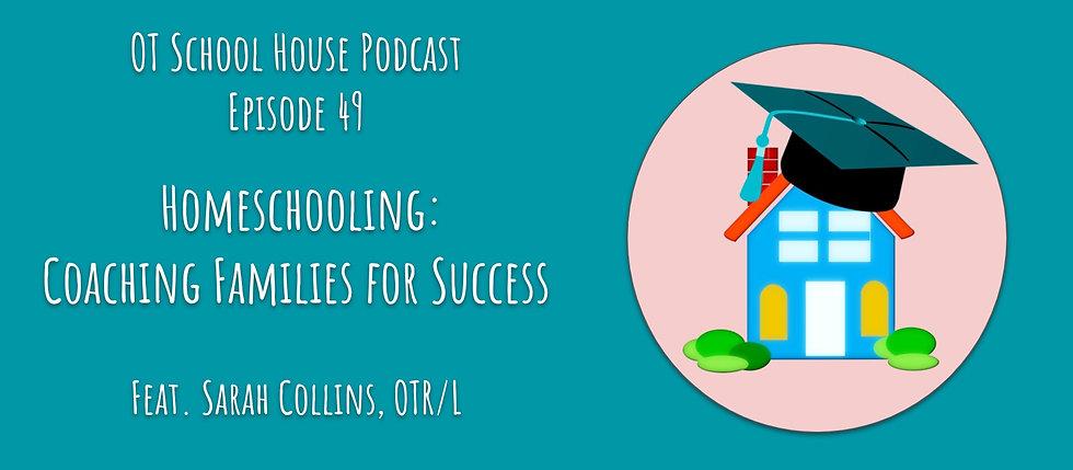 1 Contact Hour - Episode 49: Homeschooling