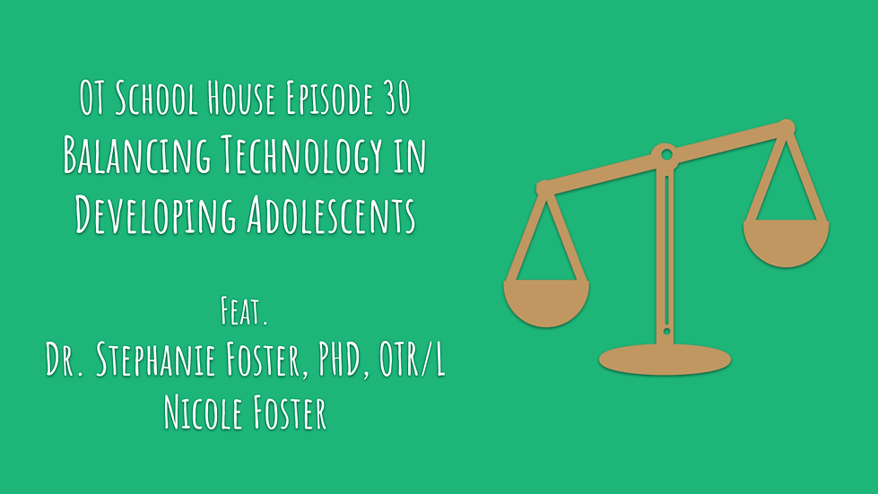 1.5 PDU - Episode 30: Balancing Technology in Developing Adolescents