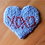 Thumbnail: Sew-on Heart Patches