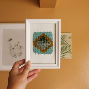 Framed Weave 2019