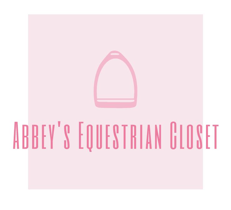 Abbey's Equestrian Closet