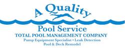 A Quality Pool Service