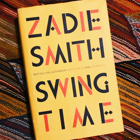 RECOMMENDATION: Swing Time by Zadie Smith