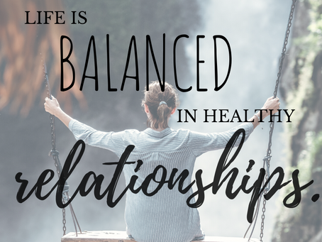 A Fresh Perspective on Work-Life Balance