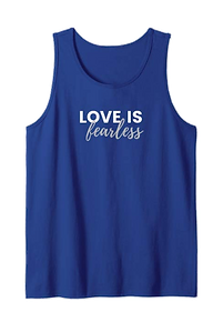 Blue Love is Fearless Tank Top.png